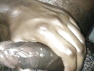 Men (Gay);Late Night Late Night Oiled Jerking And Cummed