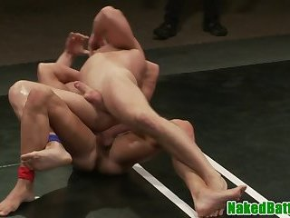 Body Builders,Domination,Fetish,Blowjob,wrestling,muscled,gay Muscle hunks ripping underwear and wrestling