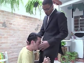 Anal,Big Cock,Ebony,Interracial,gay Meninos Chris Rider & Jhon