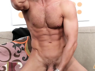 Masturbation,Solo,muscled,gay,Cody Cummings CodyCummings nice And Slow Solo stroking