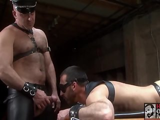 Anal,Domination,Fetish,Mature,Rimming,leather,daddy,gay Ray And Xavier fuck