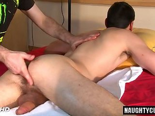 Handjob,Massage,gay,rimjob Hot gay rimjob and massage