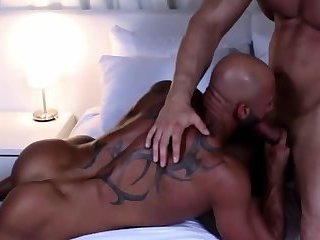 Big Cock,Body Builders,Tattoo,Hunks anal,Safe Sex,gay Max Chevalier &  Christian Power [Bodybuilders]