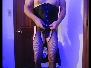 Men (Gay) Maid for a Day--Slideshow