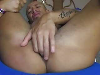Hunks (Gay);Masturbation (Gay) Asshole fingering pleasures 1