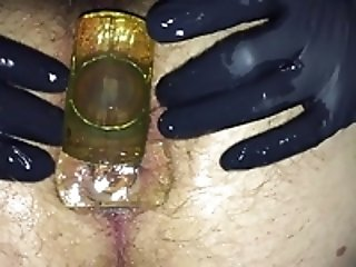 Men (Gay);Anal Penetration;Double Anal;Penetration;Double Double Anal Plug Penetration and Push Out
