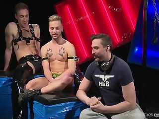 Anal,Fetish,ass,fuck,leather,muscled,gay Taking It