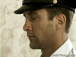 Gay Porn (Gay);Men (Gay);Cock Of The Law;Punished and Fucked;Boss;Punished;Fucked Cop Is Punished And Fucked By Boss