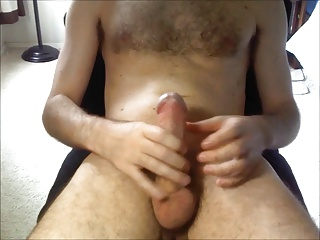 Men (Gay);After Shower;Morning Morning Masturbation: 7 inches going off after shower