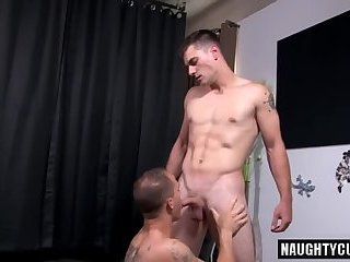 Anal,Hunks,gay,ass,fuck,big dick,studs,couple Big dick gay flip flop with cumshot