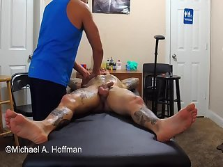 Amateur,Handjob,Massage,gay M.H. (Feb 2018)