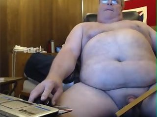 Amateur,Solo,Fat,Mature,daddy,gay Big belly dad smacks his cock with a ruler