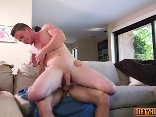 Anal,gay,anal sex Muscle gay anal sex and cumshot