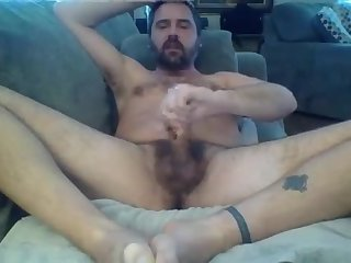 Amateur,Masturbation,Solo,Mature,gay Party dilf hits the poppers