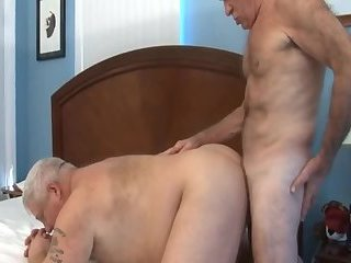 Anal,Mature,gay,fuck,silver daddy,granpa TLD - Daddy I Have Good News