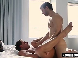 Anal,Rimming,gay,big dick,muslced studs Big dick gay anal sex and cumshot