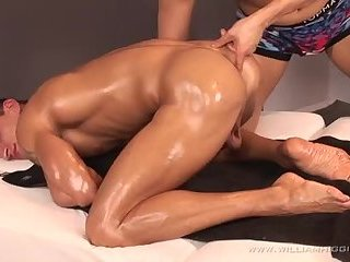 Handjob,Massage,ass,fuck,studs,gay Boris Stark engulfing & Stroking penises